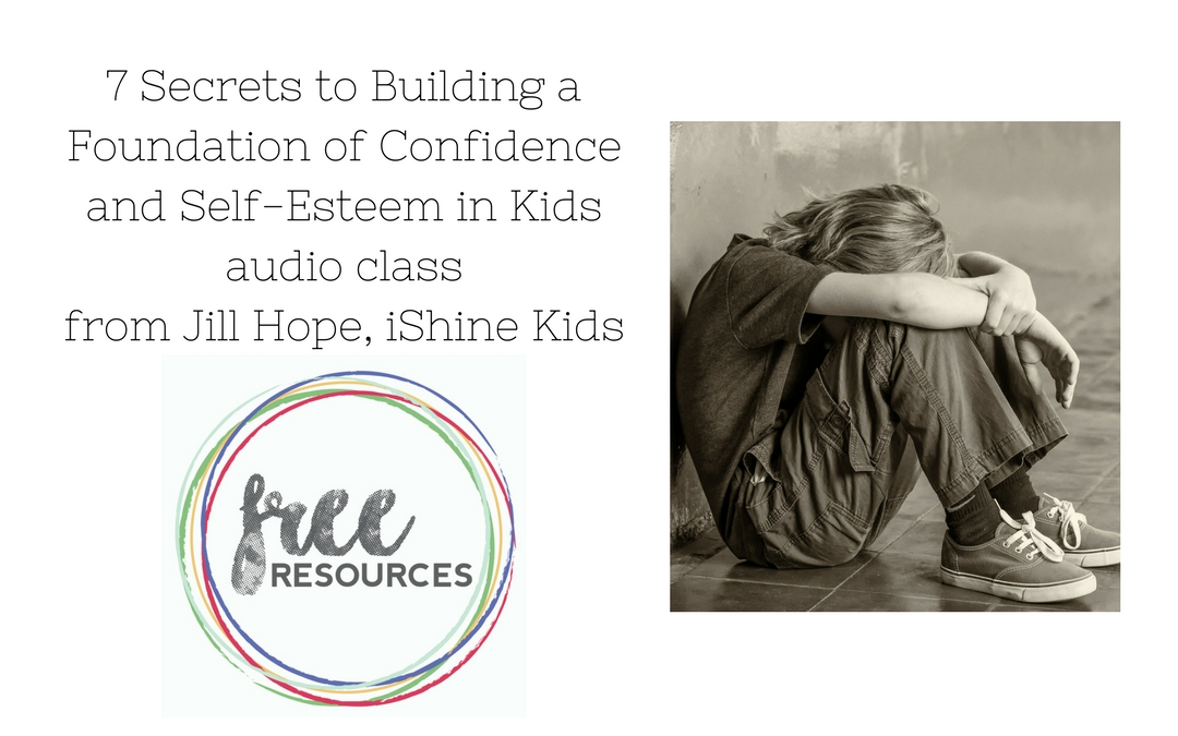 7 Secrets to Building a Foundation of Confidence and Self-Esteem in Kids Audio Class