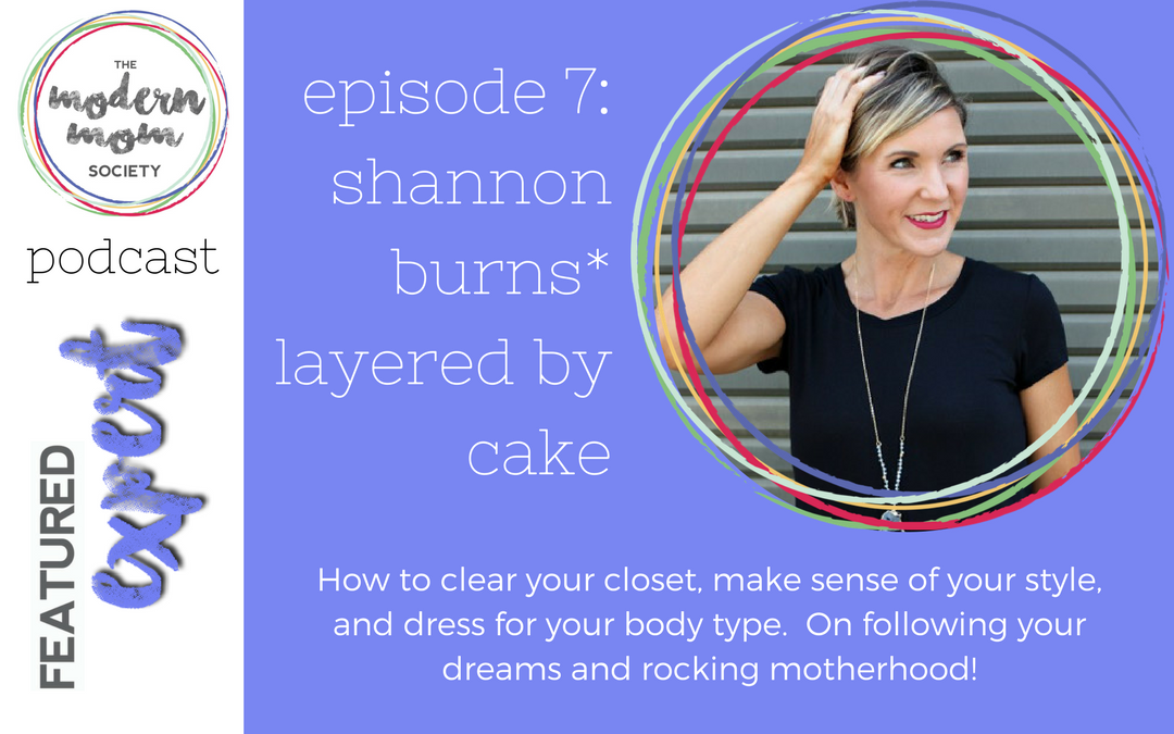 Episode 7: Shannon Burns, Layered By Cake