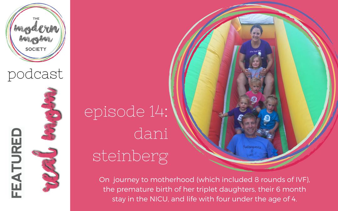Episode 14: Dani Steinberg